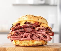arby s bacon n brisket beef n cheddar