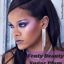fenty beauty rihanna sugar plum fairy