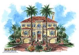 3 story luxury beach home floor plan