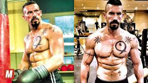 scott adkins yuri boyka training