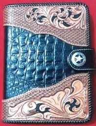 tandy leather wallet patterns the art
