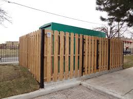 Western Red Cedar Wrc Fence Installation Repair Chicagoland Illinois Area
