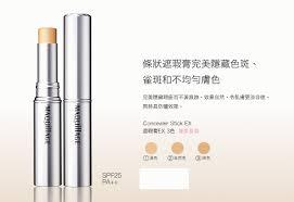 shiseido maquillage concealer stick ex