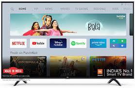 Mi TV 4A PRO 108 cm (43 Inches) Full HD - Buy Online in Qatar at Desertcart