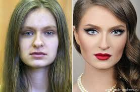 before and after makeup photos vadim