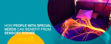 Benefits Of Sensory Rooms Spaces For Special Needs