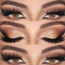 eye makeup ideas for hazel eyes