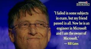 inspirational quotes bill gates education quotes bill gates