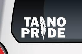 Car Decals Taino Rising
