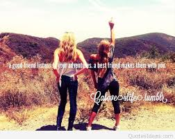 cute tumblr dear best friend quote