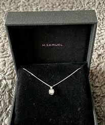10 carat diamond pendant necklace gift