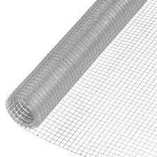 Allfenz Hardware Cloth 19 Ga 1 2 Mesh 36 H X 50 L Walmart Com Walmart Com