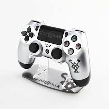 God Of War Playstation 4 Controller Display Stand Printed Acrylic Ps4 Ebay