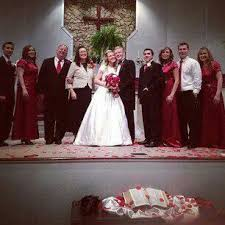 Priscilla (Keller) (Anna's sister) wedding to David Waller | Duggar  wedding, Amy duggar, Duggars