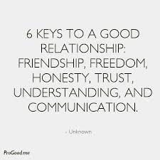quotes about friendship and trust friendship dom honesty