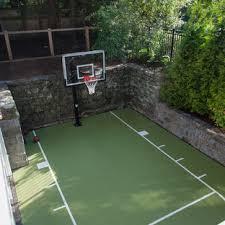 Backyard Basketball Courts Houzz