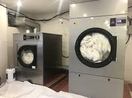 Máy giặt công nghiệp nhập khẩu chính hãng, mới 100%