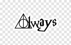 Harry Potter And The Deathly Hallows Wall Decal Sticker Water Slide Always Vector Transparent Png