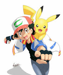 Ash and Pikachu, The movie 2018