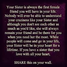 My Sisters/My Friends I Love You Janet Widner, Donna Golden, Myra ...
