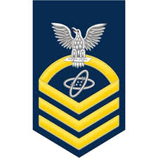 10 Inch Navy Chief Gold E 7 Electronics Technician Et Decal Sticker Walmart Com Walmart Com