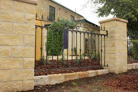What Are The Main Components Of A Wrought Iron Fence