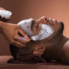 Image result for sensitive skin facial men