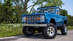 Build A Classic Bronco EV
