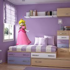 Shop Full Color Fairytale Princess Children S Room Full Color Wall Decal Sticker Sticker Decal 44 X 70 Overstock 15321449