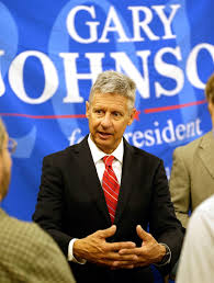How Gary Johnson's Marijuana Position Could Affect His Presidential Bid
