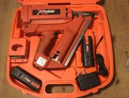 paslode im350 nail gun first fix
