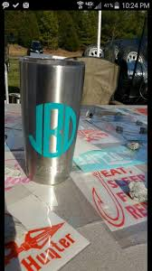 Yeti Cup Decal 5 J A Vinyl Designs Facebook