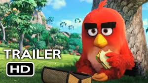 The Angry Birds Movie Official Trailer #1 (2016) Jason Sudeikis, Peter  Dinklage Animated Movie HD - YouTube
