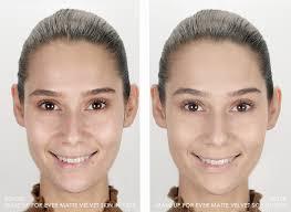 matte velvet skin foundation review