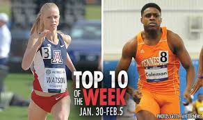 Top-10 Marks Of The Collegiate Weekend: January 30-February 5, 2017 :::  USTFCCCA