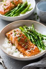teriyaki salmon recipe cooking cly
