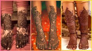 mehndi design bridal 2020