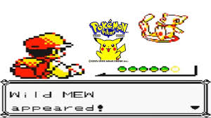 Pokemon Yellow/Red/Blue Guide - How to get Mew - Just Push Start