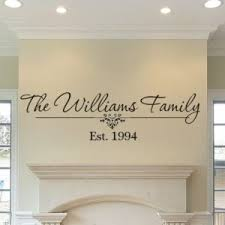 Family Wall Decals Family Wall Quotes And Wall Art