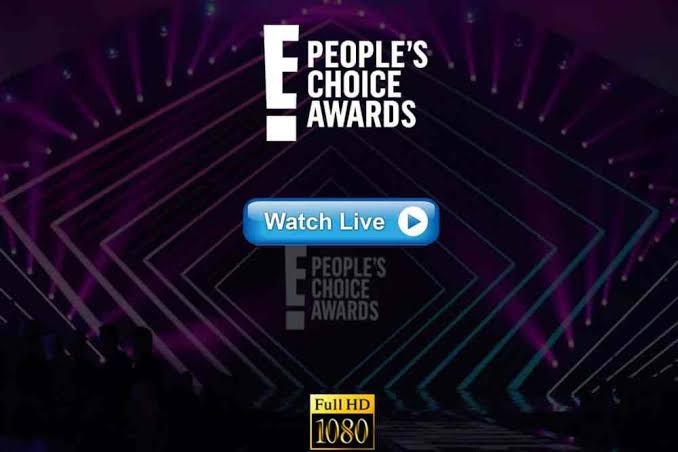 Image result for people's choice awards 2019 Live stream""