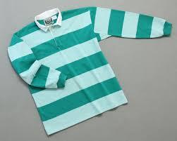 mns hoop stripe rugby green light green