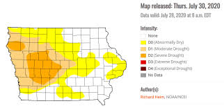 Drought meetings planned across central, west-central Iowa | ThePerryNews