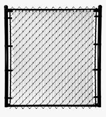 Privacy Slats 8ft White Tube Slats For Chain Link Fence Black Chain Link Fence With White Slats Hd Png Download Kindpng