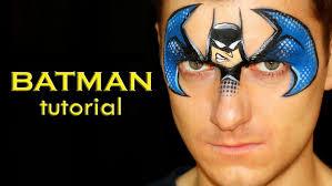 batman and robin makeup tutorial