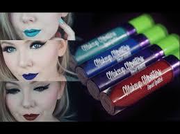 liquid lipstick swatches review