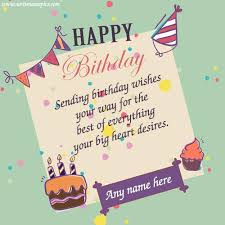 happy birthday wishes cards images for