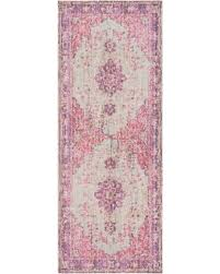 Huge Deal On Kids Area Rug 2 11 X 7 10 When Your Room Needs A Dash Of Color And Pop Of Personality This Wonderfully Versatile Rug Is Just The Ticket Distressed Dyed Effect Softens