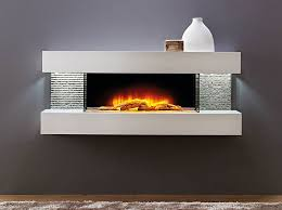 evolution fires vegas petite wall mount