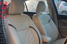 maruti ciaz custom fit seat cover क र
