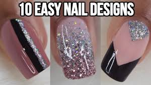 easy nail ideas nail art pilation